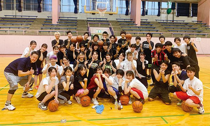 ITHB 男女バスケットボール部
