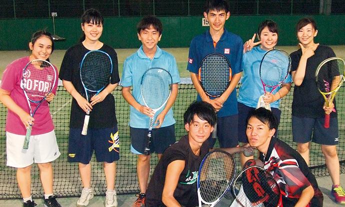 ITHB テニス部