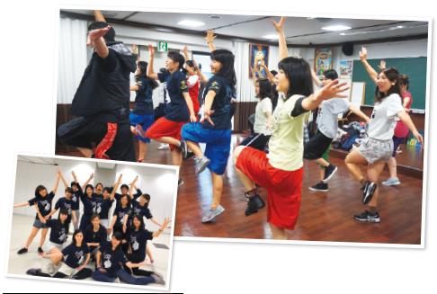 ダンス演習