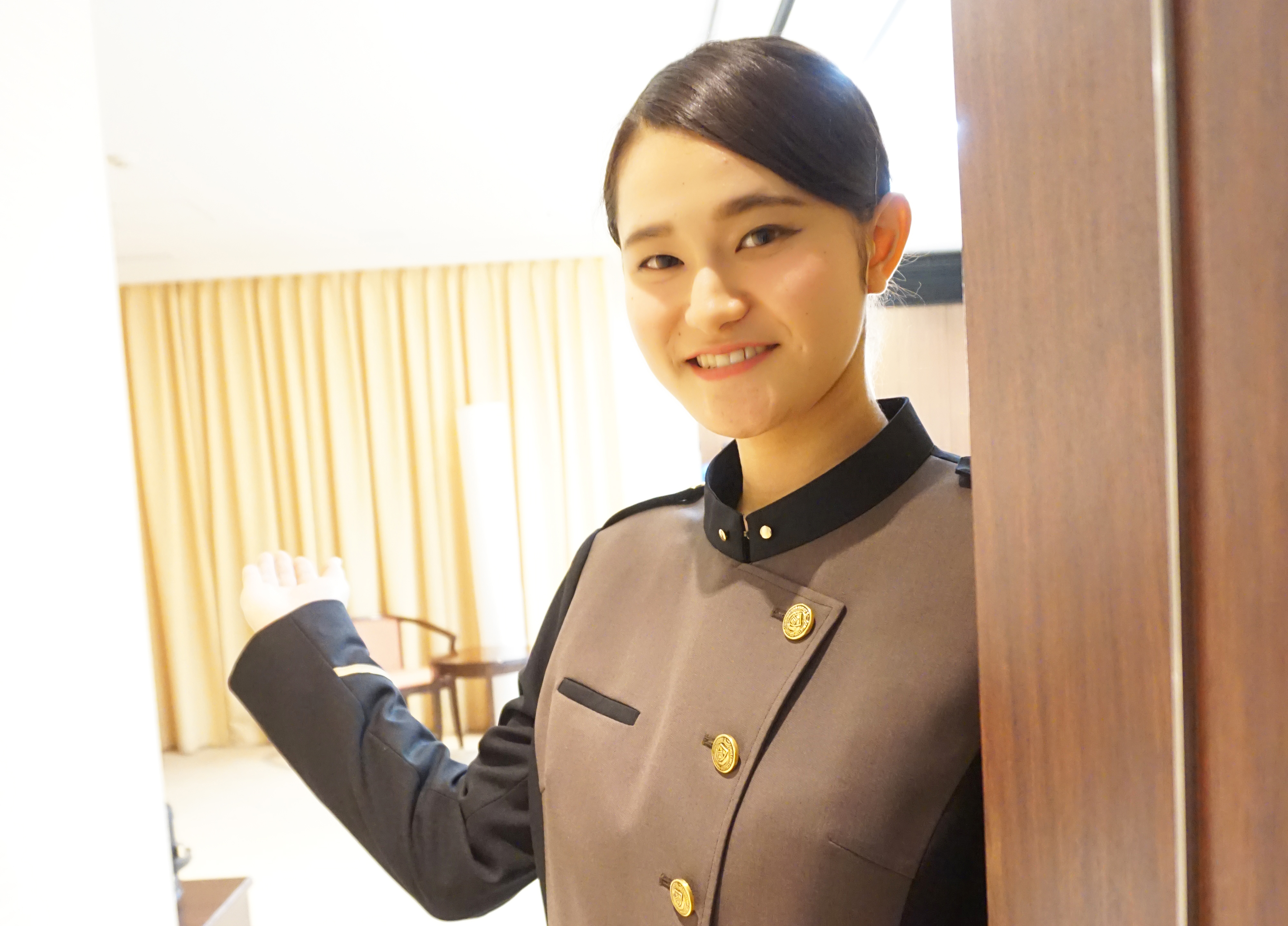 ホテルのお仕事(宿泊編)