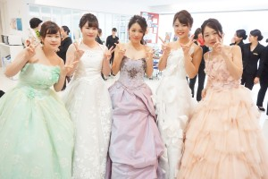 ブライダル ITHB WeddingdressShow