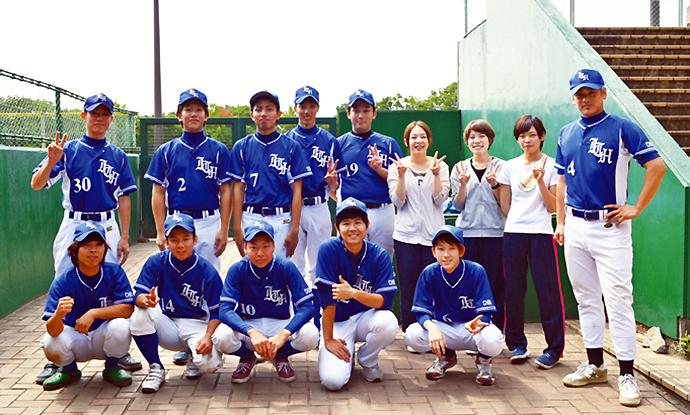 ITHB 野球部