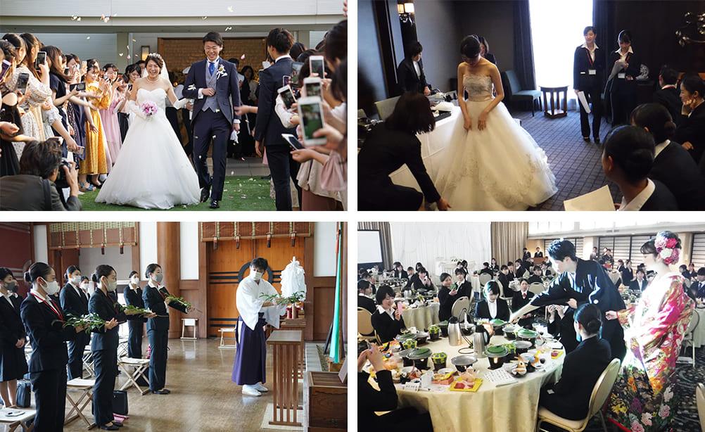 ステイマナー・リゾートウエディング視察・BLD(Bridal Lesson Day)